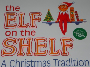 Elf on shelf marketing