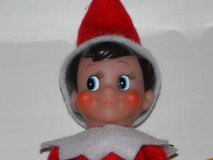 Elf face