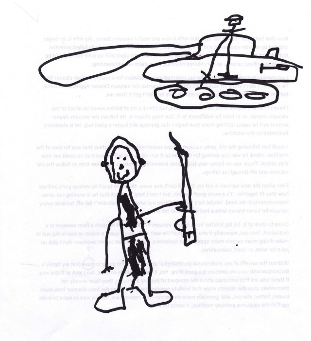 drawing of army man