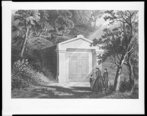 Holding tomb