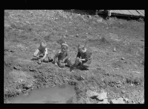 Mud puddle crew