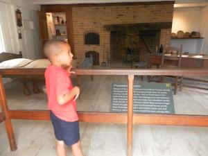 Mount Vernon overseer cabin