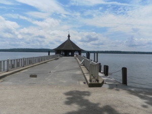 Potomac wharf