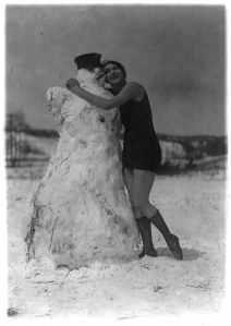 Everyone loves a snowman