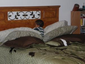 flood of pillows