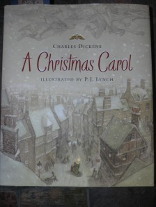 Illustrated Christmas Carol