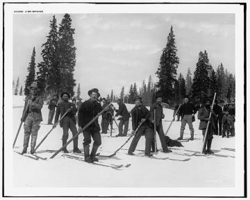Ski brigade