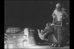 real Godzilla