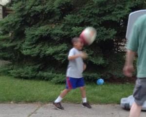 face rebound