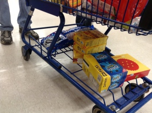 Buster's groceries