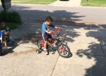 Big boy bike